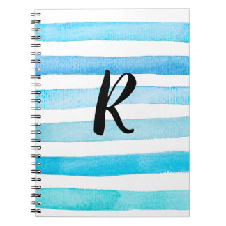 Blau für Sie Notizbuch Spiral Notizblock