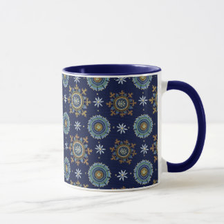 Blau-Tasse des byzantinischen Reiches Tasse