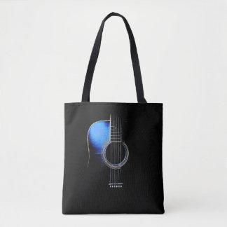 """Blaue Akustikgitarre-""""Höhepunkt-"""" Taschen-Tasche Tasche"""