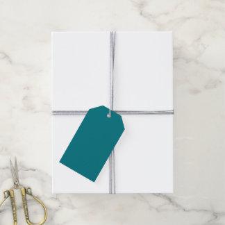 BLAUE Änderungsfarbe der Schablone DIY ADDIEREN Geschenkanhänger