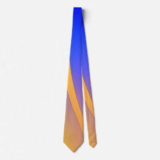 Blaue Bindung Personalisierte Krawatten