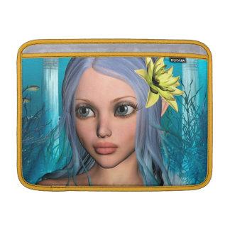 Blaue Meerjungfrau MacBook Air Sleeve