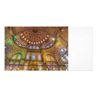Blaue Moschee Istanbul Karte