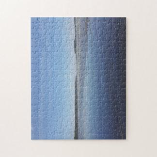 Blaue Reflexionen des Rhossili