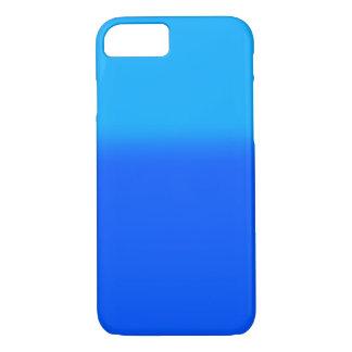 Blaue Steigung iPhone 7 Hülle