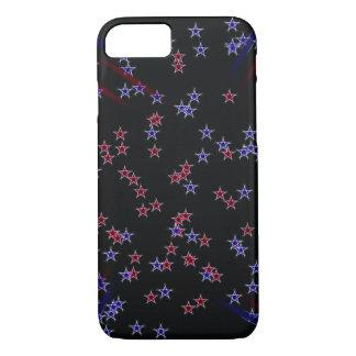 blaue Sterne iPhone 8/7 Hülle