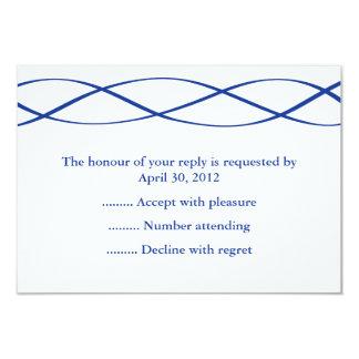 Blaue u. weiße Ereignis-Antwort, UAWG oder Karte