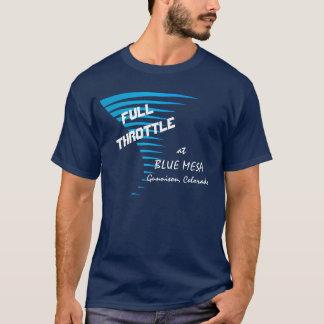 Blaue Volleistung MESAs T-Shirt