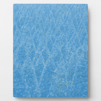 blauer Baum Fotoplatten