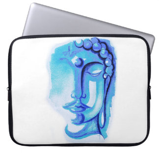 BLAUER BUDDHA-LAPTOP SLEEVES 15""