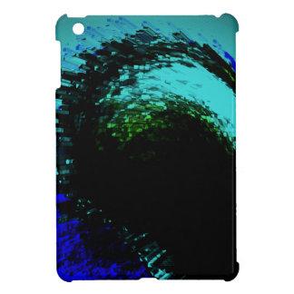 Blauer Entwurf iPad Mini Hülle