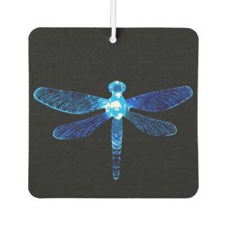 Blauer Libellen-Auto-Lufterfrischer Autolufterfrischer