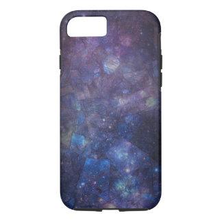 Blauer lila Galaxie-Labradorit iPhone 6/6s Kasten iPhone 8/7 Hülle
