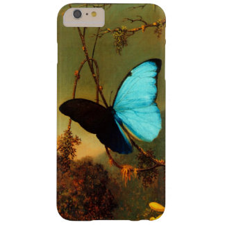 Blauer Morpho Schmetterling Martins Johnson Heade Barely There iPhone 6 Plus Hülle