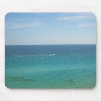 Blauer Ozean Mousepads