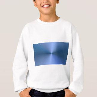 """Blauer """"Sonnendurchbruch"""" Hintergrund Sweatshirt"""