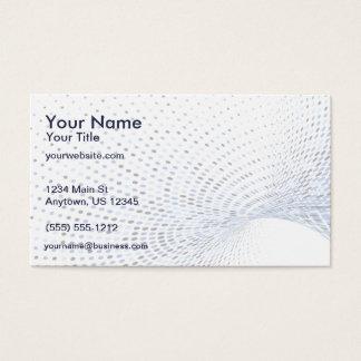 Blauer Strudel Visitenkarte