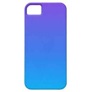 Blauer und lila Ombre iPhone SE/5/5s Schutzhülle Fürs iPhone 5