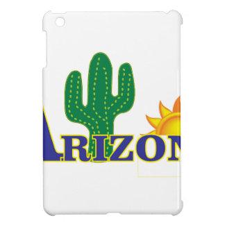 blaues Arizona iPad Mini Hülle
