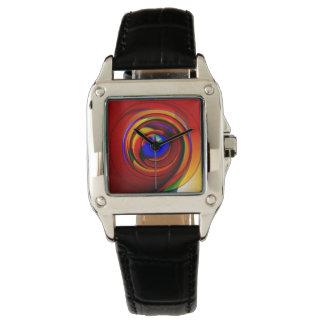 blaues Auge - Armbanduhr