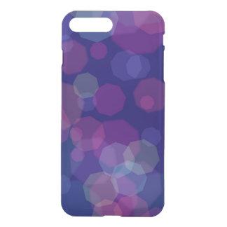 Blaues/lila sprudelndes iPhone7 plus iPhone 7 Plus Hülle
