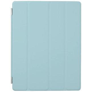 Blaues Strumpfband - blasser Baby-Blau-im Norden iPad Hülle