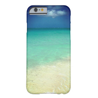 Blaues Wasser tropischer karibischer iPhone 6 Fall Barely There iPhone 6 Hülle