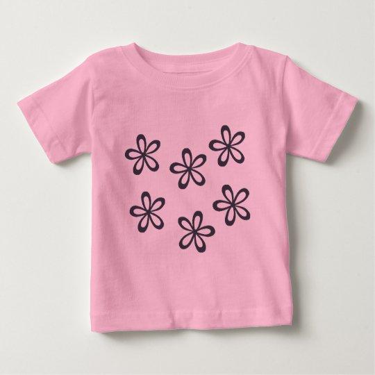 Bläuliches Grau ist das neue Grau Baby T-shirt