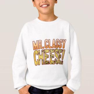 Blauschimmelkäse Herr-Classy Sweatshirt