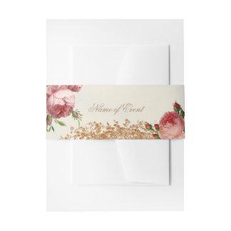 Blenheim Rose - Sommer-Himmel Einladungsbanderole