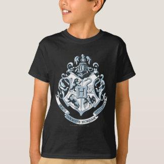 Bleu de crête de Hogwarts T-shirt