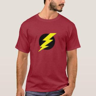 Blitz des Blitz-Power-T-Stücks T-Shirt