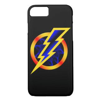 Blitz mit Blitz iPhone 7 Hülle