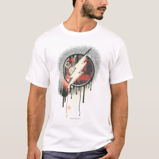 Blitz - verdrehtes Unschulds-Symbol T-Shirt
