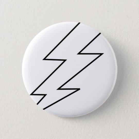Blitzbolzen Runder Button 5,1 Cm