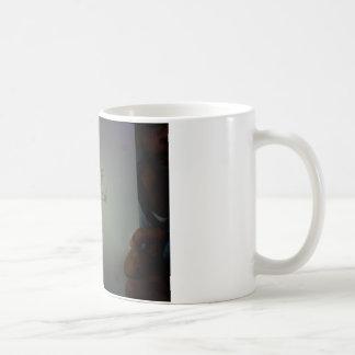 Blitzen die Katze Kaffeetasse