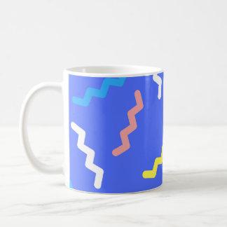 Blitzschläge Kaffeetasse