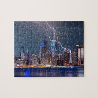Blitzsturm über New York