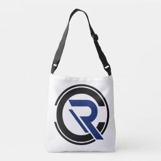 Blockprüfungs-Farblogo-Taschen-Tasche Tragetaschen Mit Langen Trägern