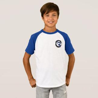 Blockprüfungs-Jungen-T-Shirt T-Shirt