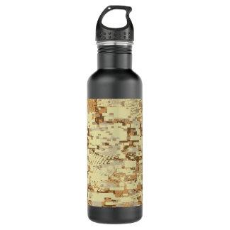 Blockwüstentarnung Trinkflasche