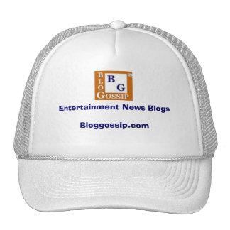 Blogs de nouvelles de divertissement casquette de camionneur