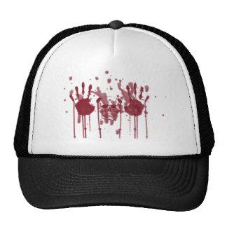 bloodyhands netzmützen
