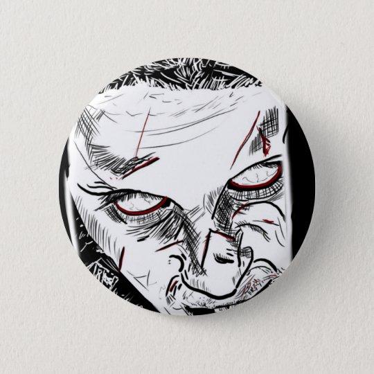 BloodyMary Runder Button 5,7 Cm
