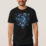 Blue Camo Albanian Eagle 3D Tshirt