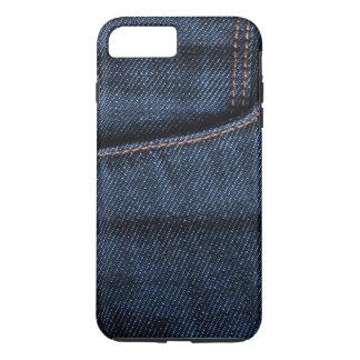 Blue Jeans-Tasche iPhone 8 Plus/7 Plus Hülle