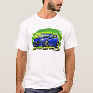 Blue_Speed3 T-Shirt