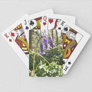 Bluebells-klassische Spielkarten