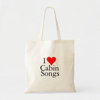 Bluegrass-Musik: (Herz) Lieder Kabinen-I Tragetasche