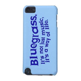 Bluegrass : Pas simplement musique, un mode de vie Coque iPod Touch 5G